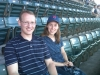 Cubs game! August 2011