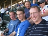 Cubs game with the brothers